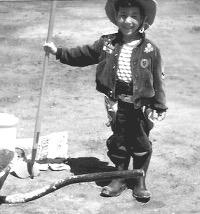 Joseph Orr, Colorado Springs, CO. A Young American