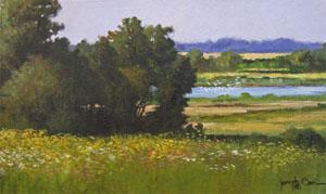 """Summer Gone Wild"", by Joseph Orr"